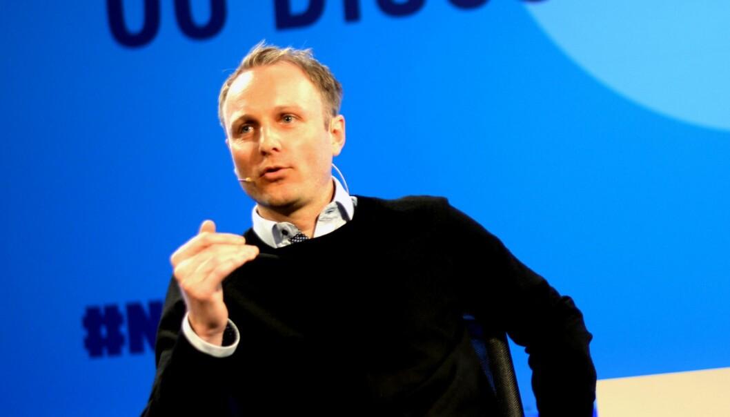 Espen Skoland i Discovery Networks Norway.