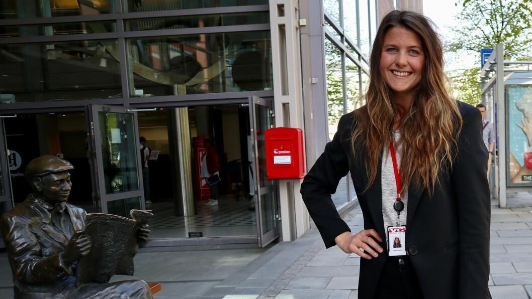 VG-journalist Camilla Hellum blir prosjektleder for ny influencer-satsing.