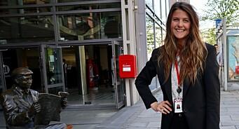 Nå vil også VG satse på bloggere og influencere - Camilla Hellum (28) skal lede prosjektet