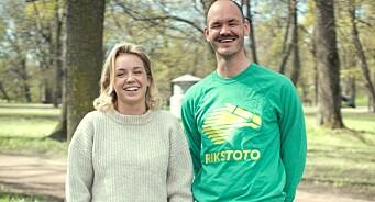 Anorak-duoen Anna og Jens tusjet den beste papirannonsen - nå får de tur til Cannes. Hanna og Ingrid vant studentkonkurransen