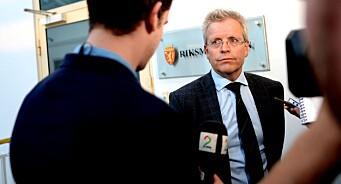 NRK-meklingen: Tre timer før fristen utløper er det fortsatt fare for streik - mekleren holder alle muligheter åpne
