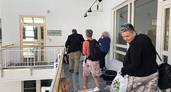 Landsstyret i Norsk Journalistlag samlet hos Riksmekleren: NRK-meklingen pågår fortsatt langt på overtid