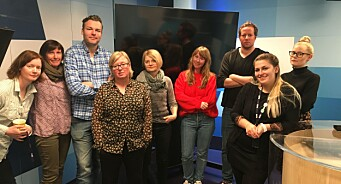 - Det er krevende å jobbe som normalt, sier NRK-ansatte over hele landet. De venter i spenning på om det blir streik eller ikke