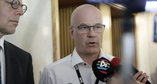 Thor Gjermund Eriksen: - Jeg er oppriktig lei meg. Dette kommer til å gå hardt utover seerne, leserne og lytterne våre