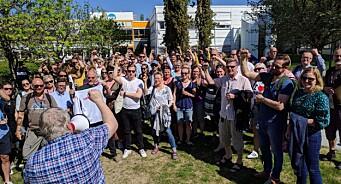 Slik rammer NRK-streiken: Ingen nyheter på NRK TV og kun korte oppdateringer på radio