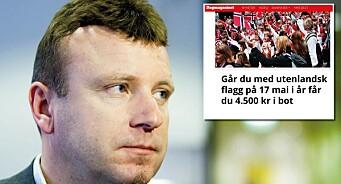 Dagen-redaktør Vebjørn Selbekk har fått nok av «parasittene» - varsler flere rettslige skritt mot fake news-sider
