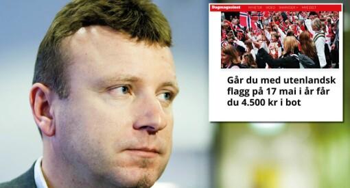 Fake news eller dårlig humor? Vebjørn Selbekk truer med rettslige skritt, men har neppe fått med seg at dette er satire