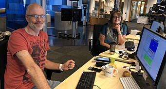 Mens 1.700 journalister er i streik, lager sjefene nettavis og radionytt. NRK mener disse 75 redaktørene kan jobbe for fullt under konflikten