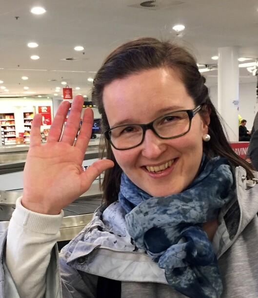 Heidi Fagna.