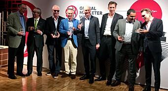 For andre år på rad kunne ANFO hente hjem den globale prestisjeprisen fra WFA