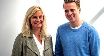 Henter stjerneskudd fra Bergens Tidende til ny rolle: Mathias Fischer (25) blir kommentator og debattansvarlig i TV 2