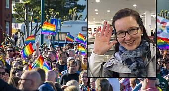 17. mai for gay og meg: Då skeivingane og lokalmedia fekk meg til å elske bygda. Gratulerer med dagen!