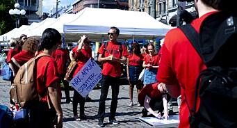 Mange klarer seg uten tilbudet under streiken: Halvparten av alle mellom 18 og 44 år savner ikke NRK «i det hele tatt»