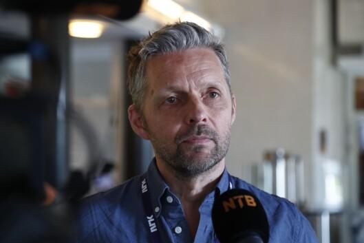 Mediedirektør i NRK, Marius Lillelien.