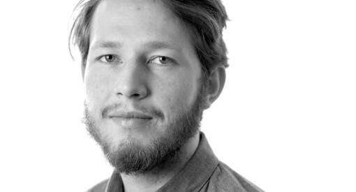 Gard Oterholm (20) har fått fast jobb i Dagens Næringsliv