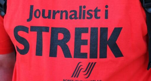 NRK-streiken: – Spekter og Norsk Journalistlag krangler om streikebryteri