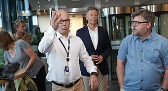 Antall NRK-ansatte med topplønn stiger: Nå har 79 NRK-ansatte grunnlønn og faste tillegg på over en million kroner