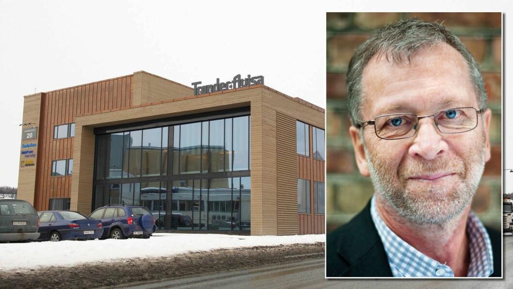 Får sterke beskyldninger mot seg fra partifelle: Fylkesleder Torgeir Anda i Trøndelag Venstre.
