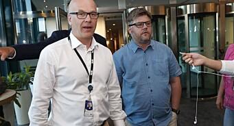 NRK-streiken er over. Journalistene går tilbake på jobb igjen ved midnatt