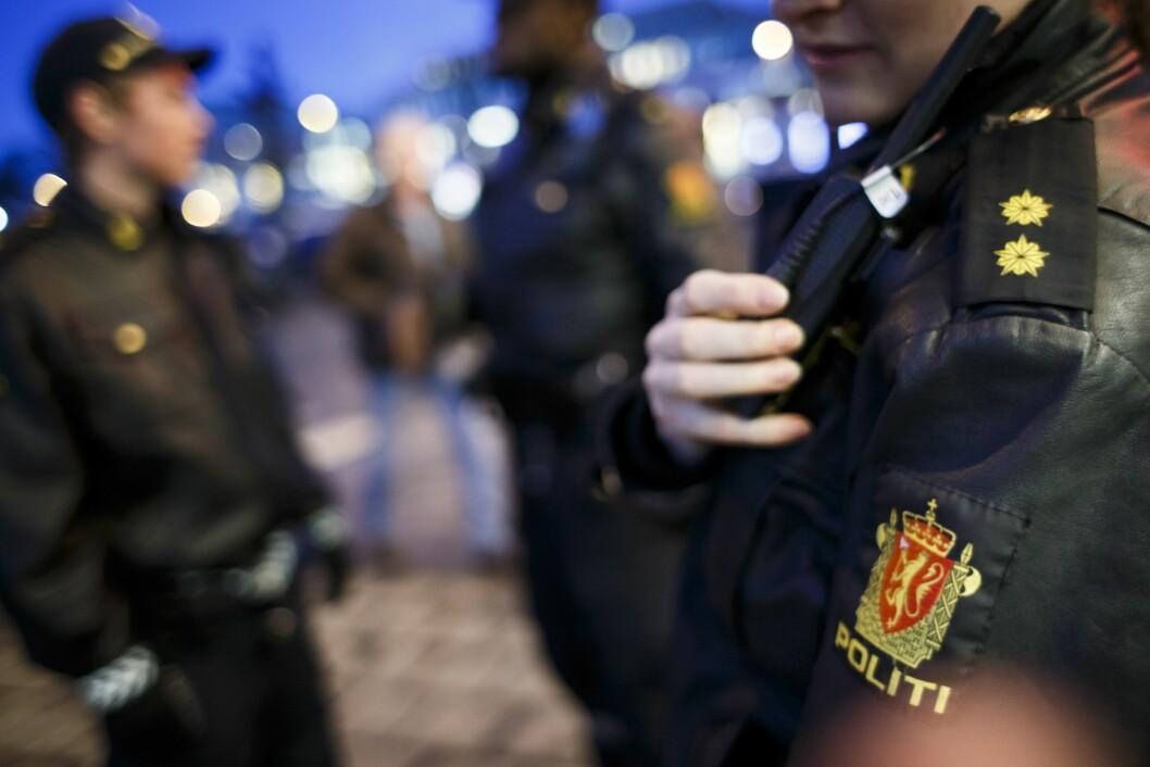 Hvor mye forteller Politiet om eget arbeid?