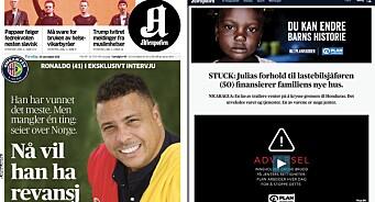 Aftenposten har skrevet 33 sider om «Omkampen» - mener omtalen er journalistisk motivert