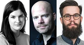 Dennis Ravndal forlater Akersgata - blir vaktsjef i NRK Nyheter