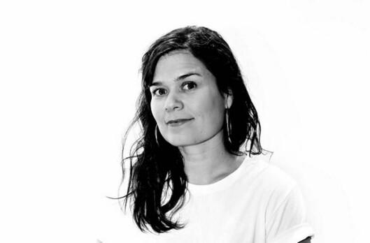 Sigrid Hvidsten, kulturredaktør i Dagbladet. Foto: J. Hvistendahl