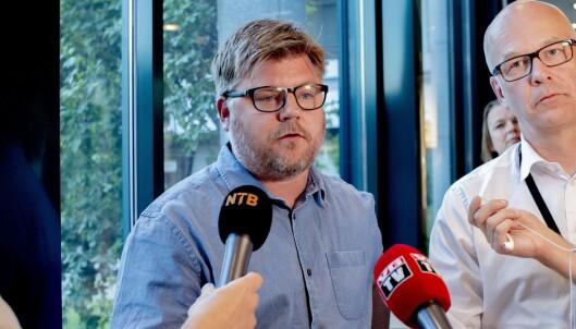 Richard Aune og Thor Gjermund Eriksen kommenterer løsningen på NRK-streiken.