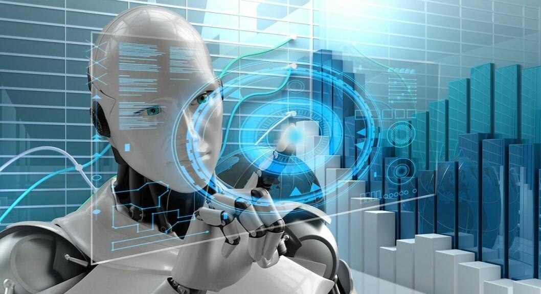 Kunstig intelligens er blant teknologiene som vil utfordre mediebransjen framover, mener Matthias Peter.