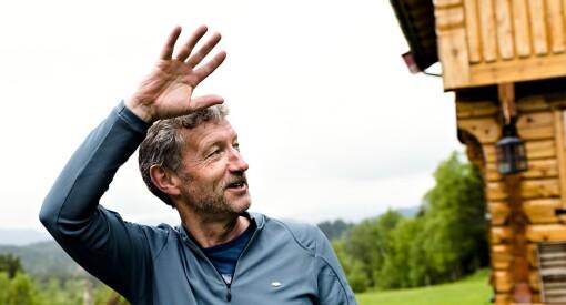Etter 32 år som sportsjournalist vinket Kjetil Kroksæter farvel til klikkene