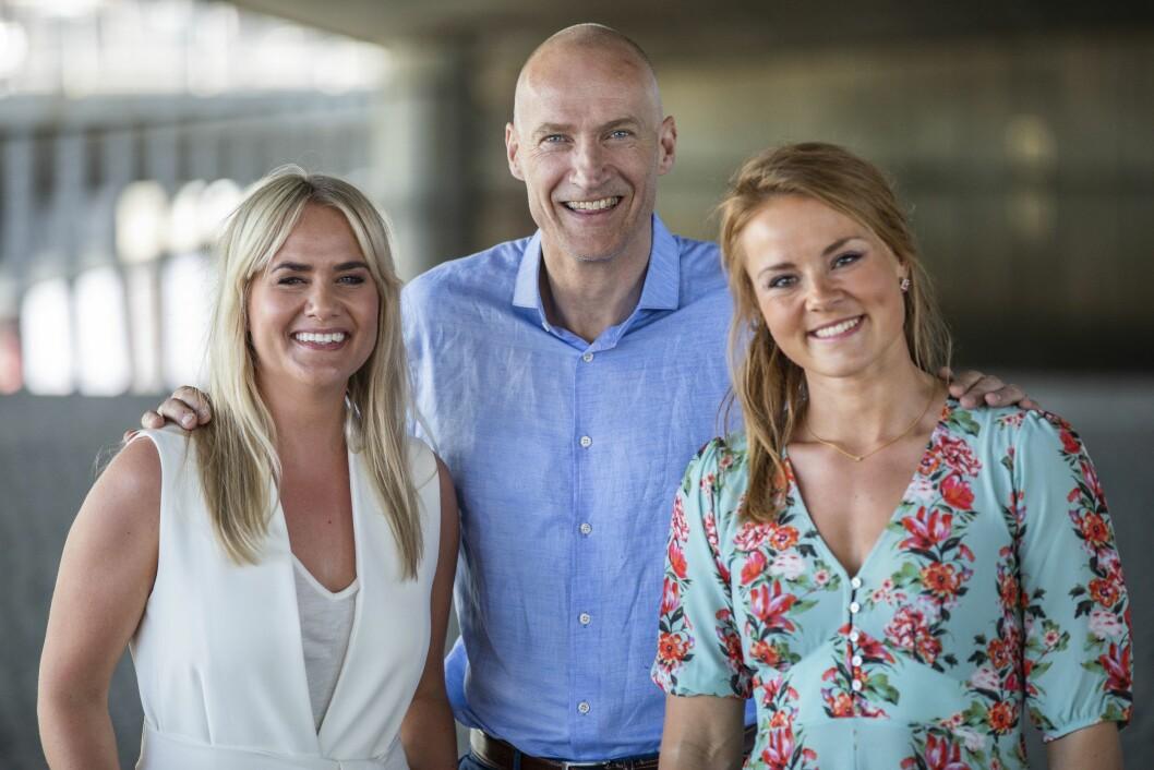 Disse tre skal lede TV2-seerne gjennom fotball-VM, men for én million husstander kan det bli svart på TV2 fra og med 1. juni.