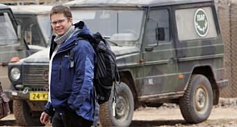 Carsten Thomassens minnefond får nytt hjem - med en halv million kroner til journalister i konfliktområder