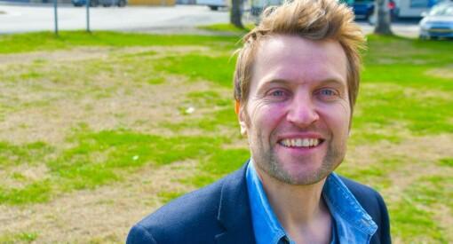 Tidligere VG-mann blir sjefredaktør i Lofot-Tidende: Erik Magnus Samland (41) ny publisher i avisen