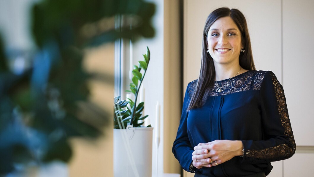 Kristina Nilsen går fra Retriever til Amedia.