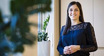 Kristina Fritsvold Nilsen blir ny regiondirektør for Amedias 12 aviser på Romerike og Innlandet
