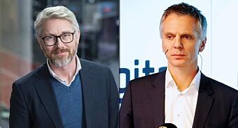 TV 2 og Canal Digital har gitt seg selv ett døgn på å bli enige - hvis ikke blir det svarter skjermer
