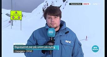 Eskil Wie Furunes fast ansatt i Journalisten