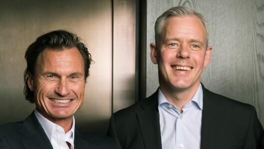 For en måned siden ble de partnere i nytt PR-byrå, og nå også i podkast: Hotellkongen Petter Stordalen og tidligere redaktør Per Valebrokk.