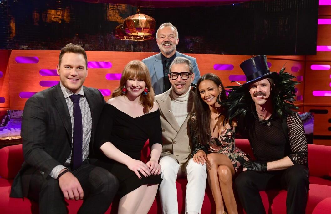 Graham Norton Show er blant programmene som gir vekst for BBC Brit.