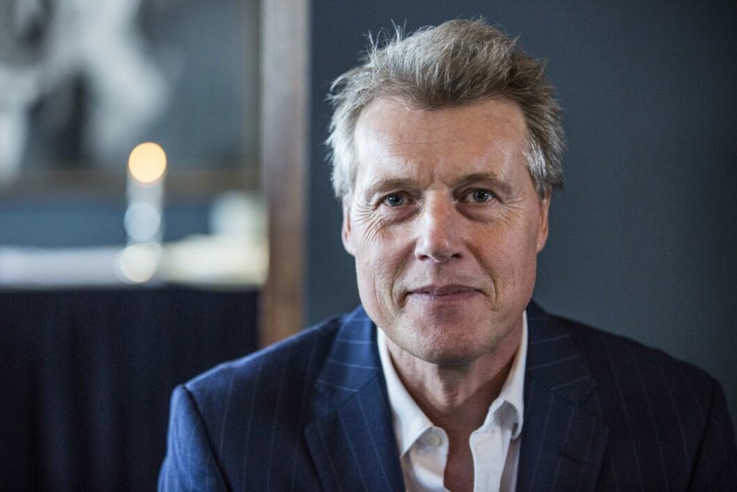 Administrerende direktør Dag Sørsdahl i Aller Media