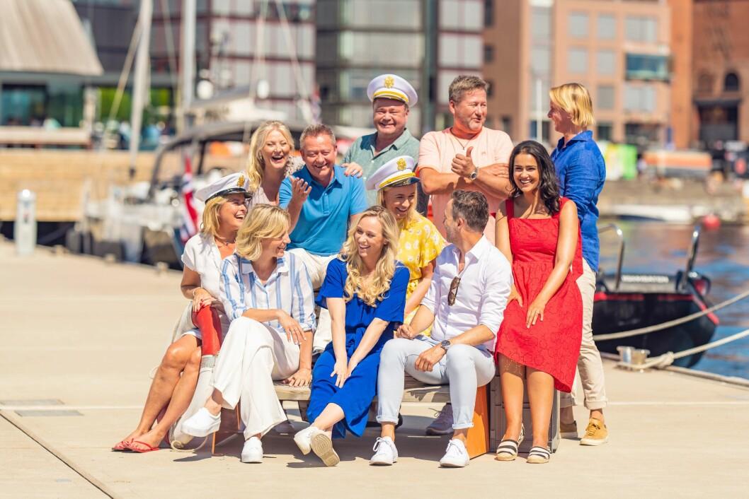 Denne gjengen skal lage sommer-tv på TV2.