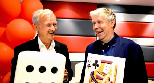 For snart 30 år siden var Eivind Landsverk innspillingsleder på Casino. Men under falskt navn - han jobbet jo egentlig i NRK