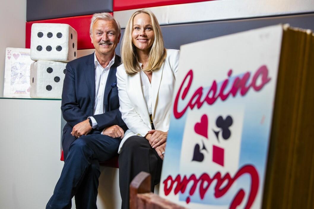 Halvard Flatland og Birgitte Seyffarth er tilbake i Casino på TV Norge. Det ble gjort kjent under høstlanseringen for fjernsynskanalene Discovery Networks, TV Norge og Dplay. Lanseringen finner sted i Discoverys lokaler i Nydalen i Oslo torsdag.