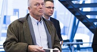 Document.no får være med i det gode selskap: Hans Rustad er godkjent som medlem i Norsk Redaktørforening