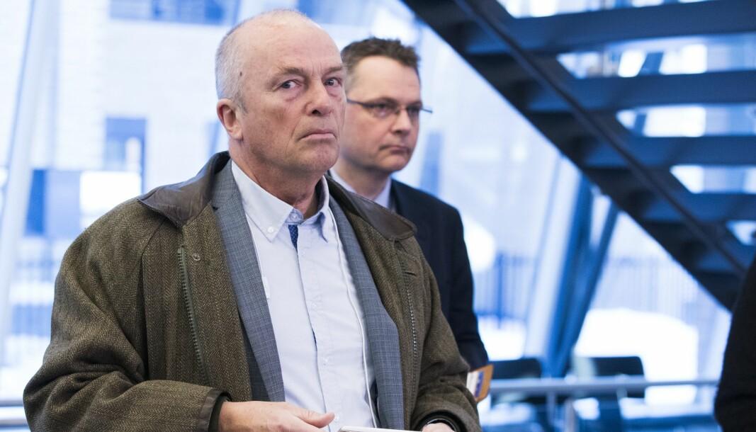 Hans Rustad, redaktør for Document.no