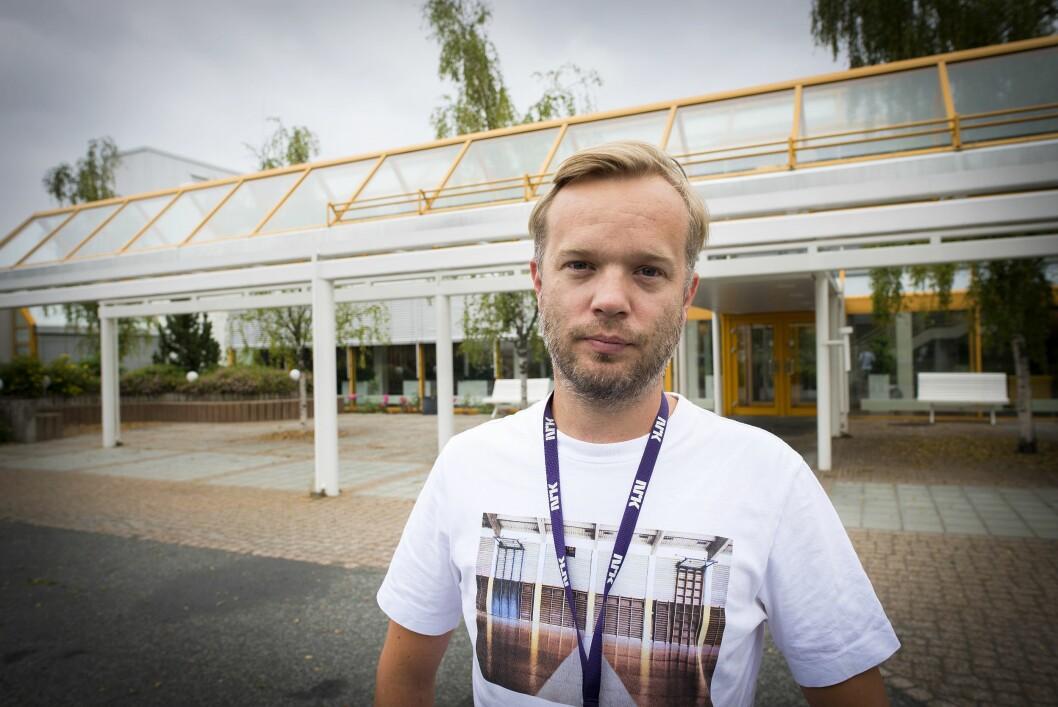 P1-sjef Bjørn Tore Grøtte sier lytterne ønsker mer musikk på ettermiddagen.