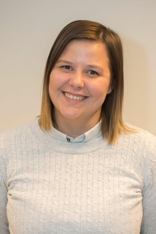 Vilde Øines Pedersen er ansatt som ny journalist i Sør-Varanger Avis.