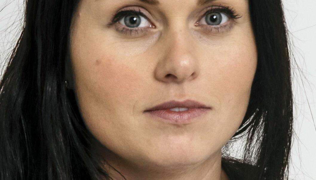 Ingvild Lygren er ansatt som journalist på sporten i Stavanger Aftenblad.