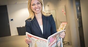 Dagbladet slår egne rekorder: Aldri før har flere lest avisa på mobil