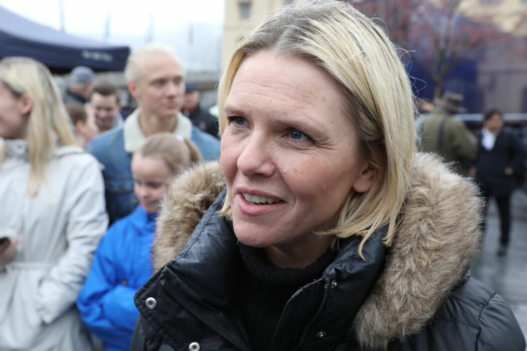 Sylvi Listhaug, nå stortingsrepresentant for Frp.